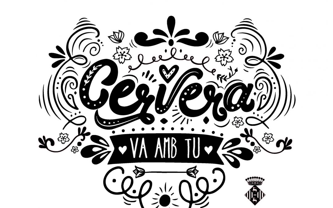 "New action campaign ""Cervera with you"""
