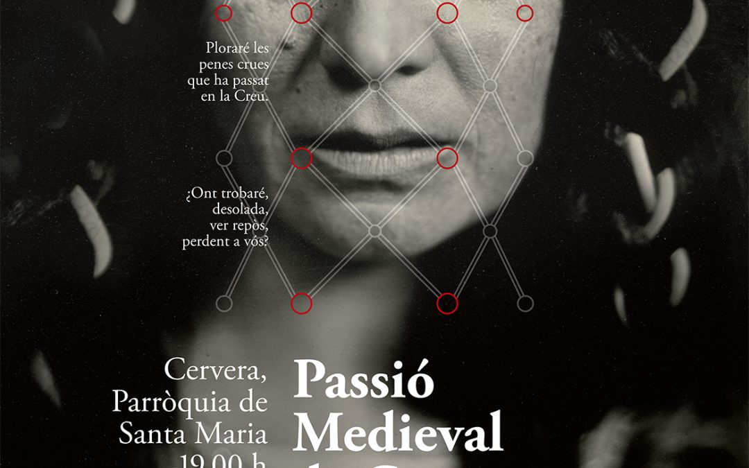 Passion médiévale Cervera présente l
