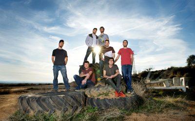 "The Terrasseta Preixens premiere of the video ""Sun rises"", Song Cervera Catalan Capital of Culture"