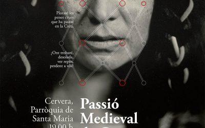 Todo a punto para la Pasión Medieval de Cervera