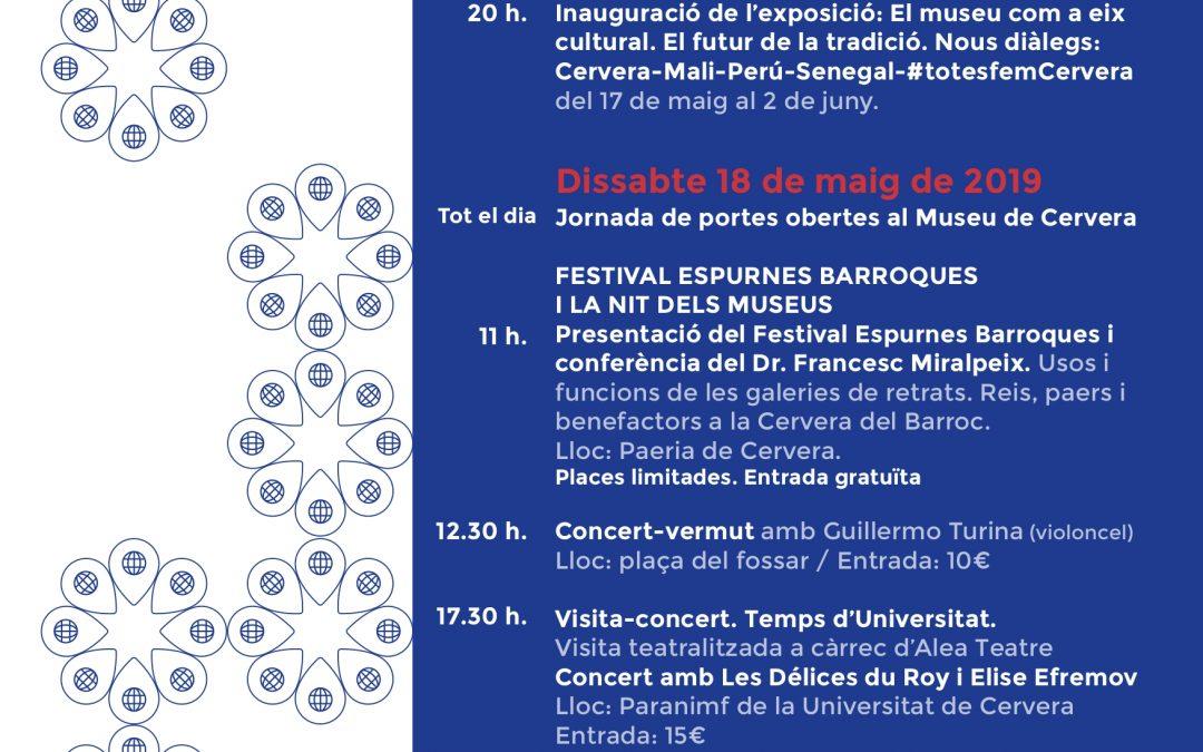 International Museum Day in Cervera