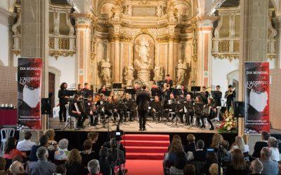 El Dia Mundial de l'Acordió va aplegar més de 200 músics