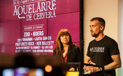 The 42th Aquelarre Cervera will be devoted to tarot and burn half a ton of powder