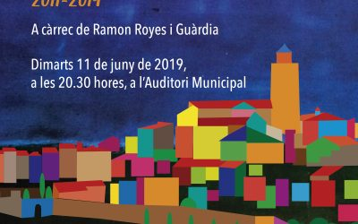 The acting chief paer, Ramon Royes, be accountable to the citizens of the activities of the municipal government between 2011 a 2019, in a public ceremony at the Municipal Auditorium on 11 June.