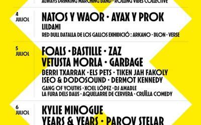 L'Aquelarre de Cervera torna al Festival Cruïlla