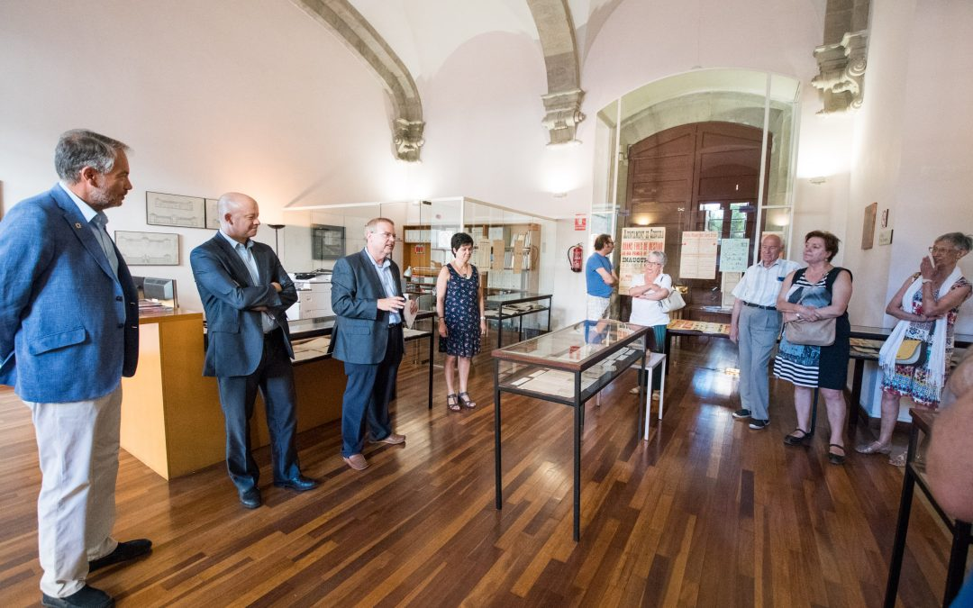 "Opening of the exhibition ""The co·Collections Archive """