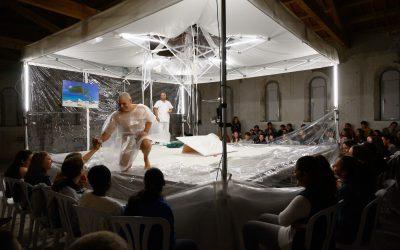 La société détient Cervera Fadunito 15 années montrant le processus de création de leur propre spectacle