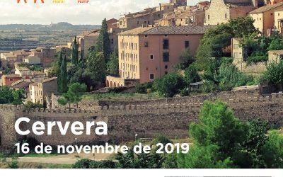 La gran jornada del bestiari festiu català se celebrarà a Cervera el dissabte 16 de novembre