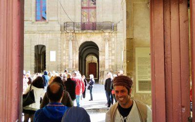 Increment de visitants a Cervera pel pont de Tots Sants