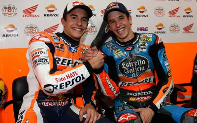 Álex Márquez da el salto a MotoGP