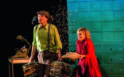 """présente de CCCC2019 """"Livres sur scène"""", """"Fadunito 15 ans"""", la journée """"les femmes rurales"""" et concert """"épiclèses Flamenca"""""""