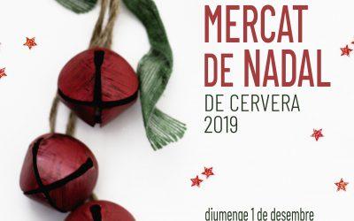 Mercado de Navidad dos fines de semana de diciembre