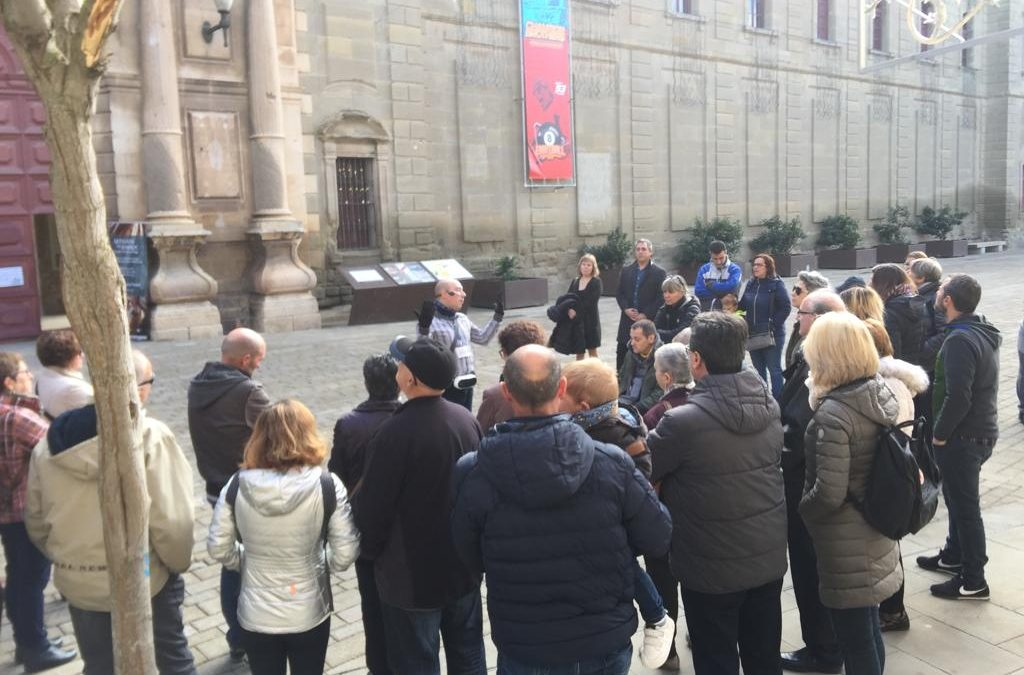 "Cervera receives the winners of the ""old quarter"""