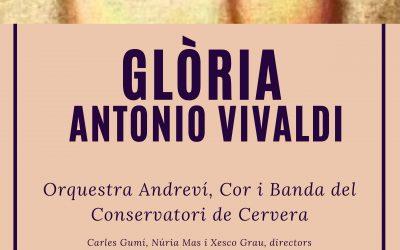 """El Conservatorio felicitará la Navidad con el """"gloria"""" de Vivaldi"""