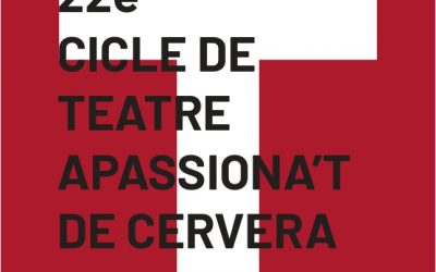 Season tickets Cycle theater Cervera