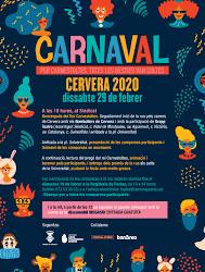 Cervera, prêt à célébrer le Carnaval
