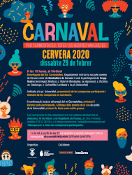Cervera, ready to celebrate the Carnival