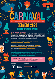Cervera, ready to celebrate the Carnival