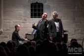 """The best duet for baritone and bass"" XLI open the spring concert cycle Cervera"