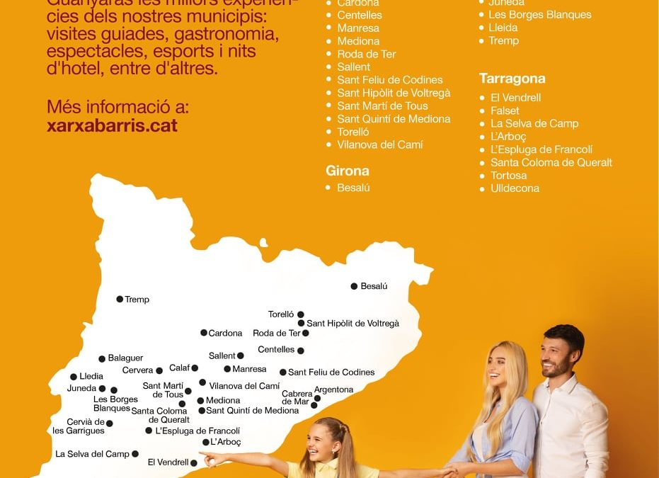 """""""Buy and win"""" campaign in 31 shops in Cervera"""