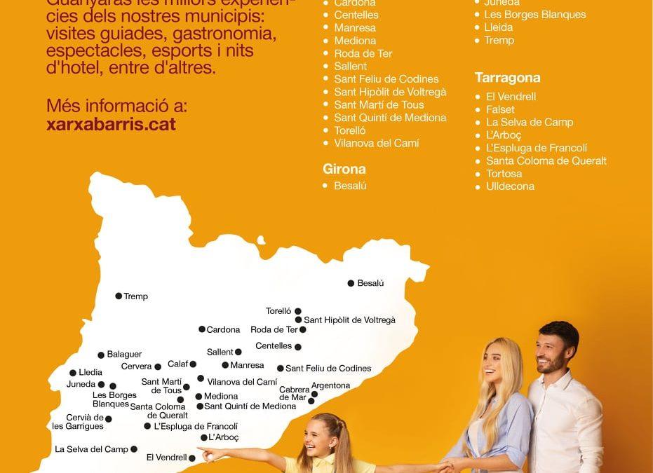 """Campagne """"Achetez et gagnez"""" dans 31 magasins à Cervera"""