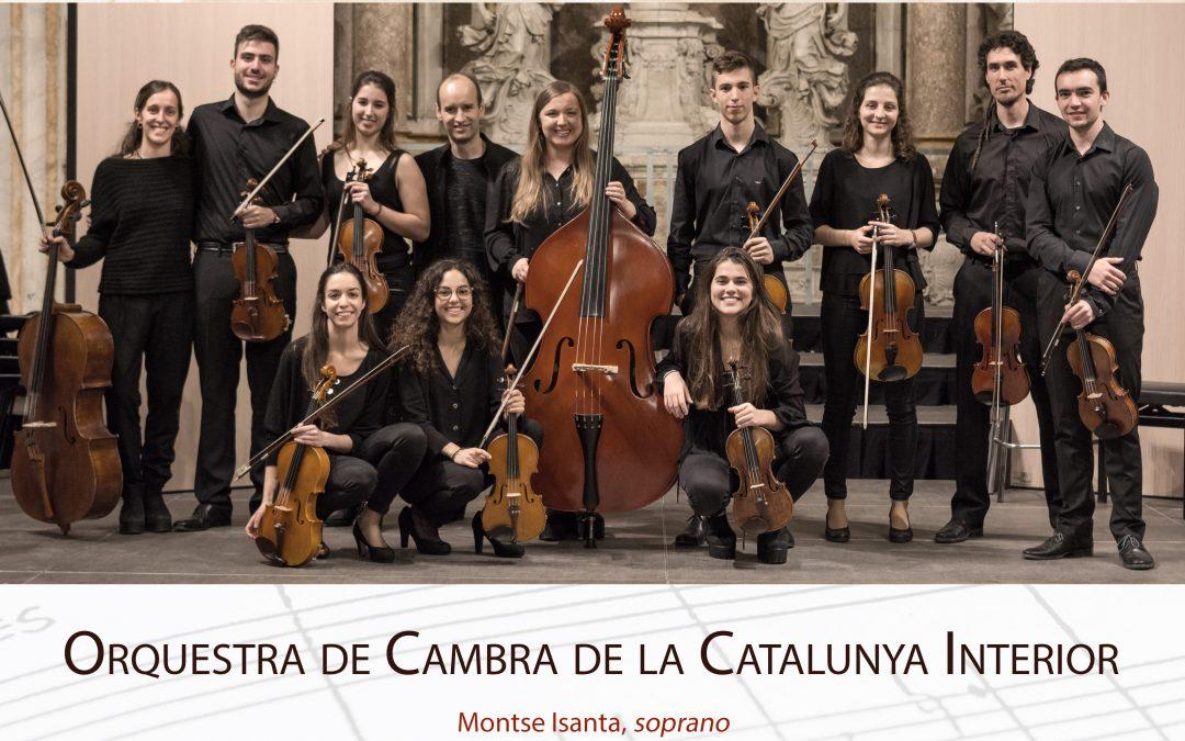 Concert by the Orquestra de la Catalunya Interior in Cervera