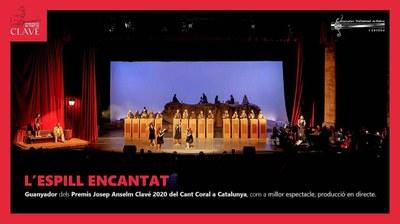 Tres projectes musicals cerverins guanyen el Premi ClavéTres projectes musicals cerverins guanyen el Premi Clavé