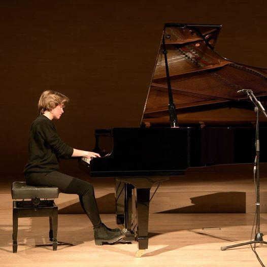 La pianista Lídia Soldevila guanya el Premi ACCAT