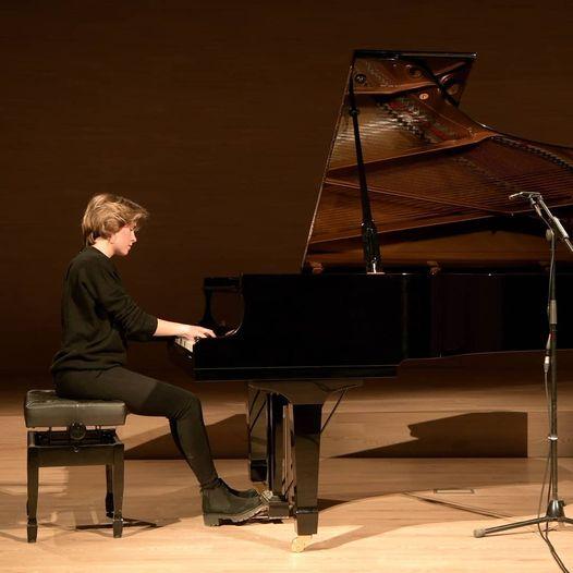 La pianista Lidia Soldevila gana el Premio ACCAT