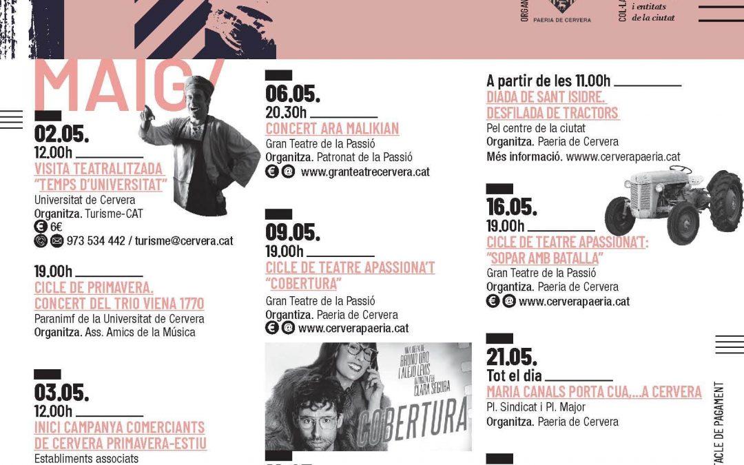 La Paeria publie «La Traça», une collection d