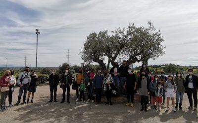 """Turisme de Cervera va rebre les persones premiades en la campanya """"Compra i guanya"""""""