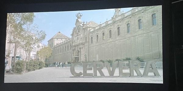 Cervera, una de les ciutats destacades de la ruta en BTT pel Camí Ignasià