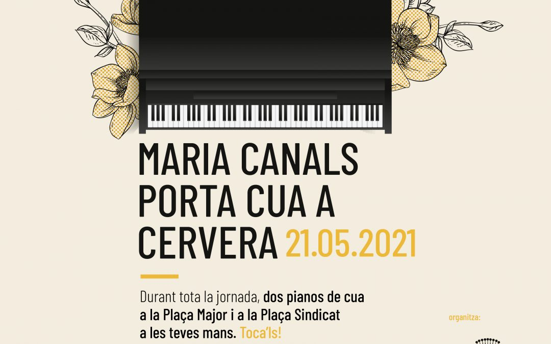 """""""El Maria Canals porta cua… a Cervera 2021"""""""