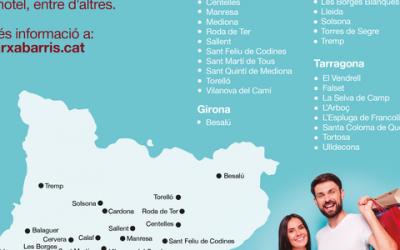"""El comerç de Cervera participa a la campanya """"Compra i descobreix Catalunya"""""""