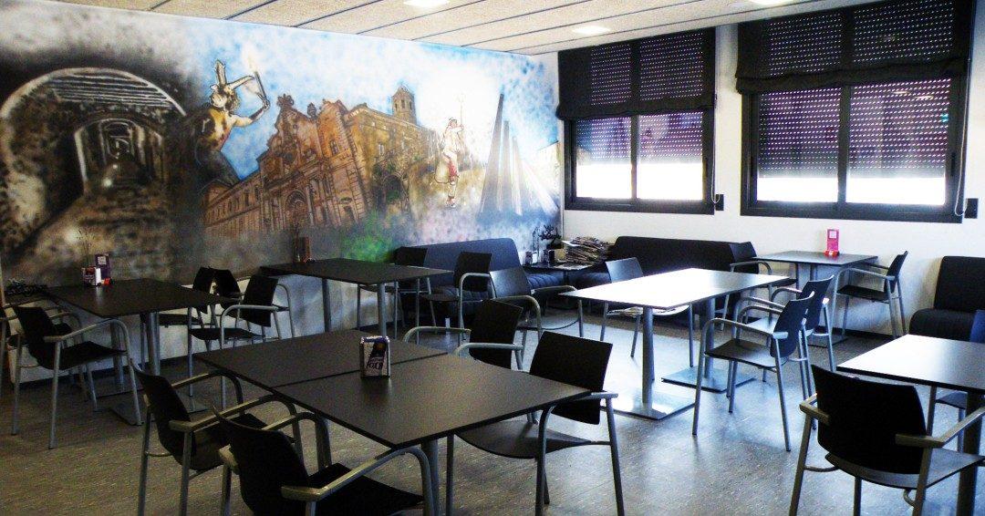 Anuncio de licitación para la gestión de la cafetería del Centro de Acogida Turística de Cervera.